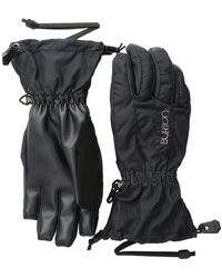 Burton - Wms Profile Glove (true Black Fa 13) Snowboard Gloves - Lyst