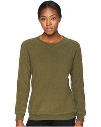 Columbia - Feeling Frostytm Sherpa Pullover (shark) Women's Sweatshirt - Lyst