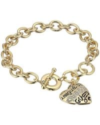 Guess - Toggle Bracelet I - Lyst