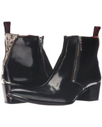 Jeffery West | Double Zip Boot | Lyst