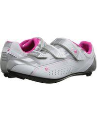 Louis Garneau - Jade (black) Women's Cycling Shoes - Lyst