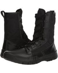 Nike - Sfb Field 8 Boot (black/black) Men's Boots - Lyst