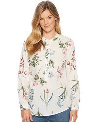 Joules | Georgina Pop Over Shirt | Lyst