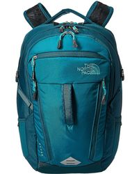 The North Face - Women's Surge Backpack - Lyst