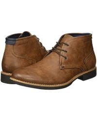 Gbx - Kroy (dark Brown) Men's Shoes - Lyst