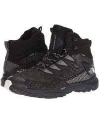 03134d89435a Lyst - The North Face Ultra Gtx Surround Mid in Black for Men