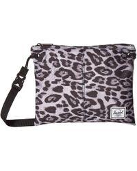 Herschel Supply Co. - Alder (deep Teal) Cross Body Handbags - Lyst 06c2d059752f0