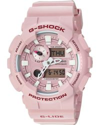 G-Shock - Gax100csa-4a (pink) Watches - Lyst
