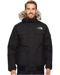 The North Face - Gotham Jacket Iii (tnf Red/tnf Black) Men's Coat - Lyst