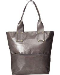 Hobo - Pillar (black) Tote Handbags - Lyst