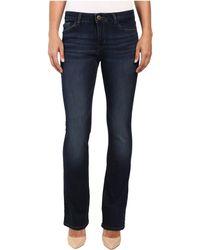 DL1961 - Bridget Instasculpt Boot 33 In Peak (peak) Women's Jeans - Lyst