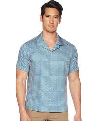 The Kooples - Pop Bingo Print Shirt (blue) Men's Clothing - Lyst