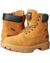 "Timberland - Direct Attach 6"" Soft Toe - Lyst"