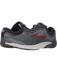 2921864506b3e Brooks - Purecadence 7 (peacoat silver white) Men s Running Shoes - Lyst