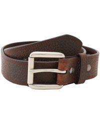Ariat - Work Belt (earth Triple Stitch) Men's Belts - Lyst