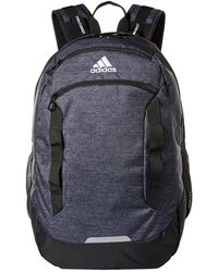 40c91b263a34 adidas - Excel Iv Backpack (white Jersey black scarlet) Backpack Bags -