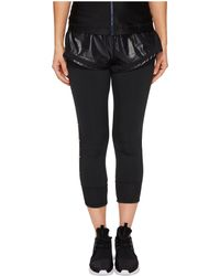 a8634f9aa92d0 Nike Navy Utility Short Tights in Blue - Lyst