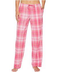 8b4cf3ace36 Life Is Good. - Tropical Pink Plaid Sleep Pant (tropical Pink) Women s  Pajama