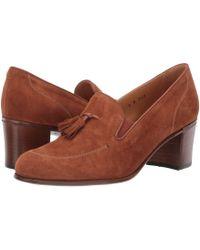 Gravati - Tasselled High Heel (cognac) High Heels - Lyst