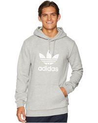 official photos 14b97 4aae7 adidas Originals - Trefoil Hoodie (night Cargo) Men s Sweatshirt - Lyst