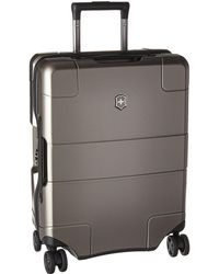 Victorinox - Lexicon Hardside Global Carry-on (titanium) Luggage - Lyst