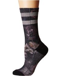 Stance - Dark Blooms (black) Women's Crew Cut Socks Shoes - Lyst