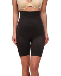 Miraclesuit - Back Magic High Waist Thigh Slimmer (nude) Women's Underwear - Lyst