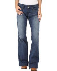 Ariat - Trouser Ella Jeans In Bluebell (bluebell) Women's Jeans - Lyst