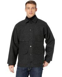 Filson - Double Mackinaw Cruiser (charcoal) Men's Clothing - Lyst