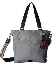 The Sak - Esperato Nylon Tote (grey) Tote Handbags - Lyst