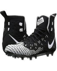 Nike - Force Savage Elite Td (black/white/black) Men's Cleated Shoes - Lyst