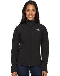 The North Face - Apex Bionic Jacket (tnf Black/mid Grey) Women's Coat - Lyst
