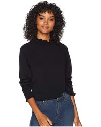 Free People - Needle And Thread Pullover (dark Turquoise) Women's Long Sleeve Pullover - Lyst