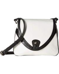 2a0db87fc Patricia Nash - Colorblock Alimena Magnetic Snap Crossbody Bag - Lyst