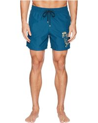 Vilebrequin - Motu Sunny Dog Embroidery Swim Trunk (embruns) Men's Swimwear - Lyst
