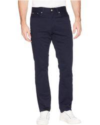 Polo Ralph Lauren - Cotton Stretch Sateen Prospect Pants (polo Black) Men's Casual Pants - Lyst