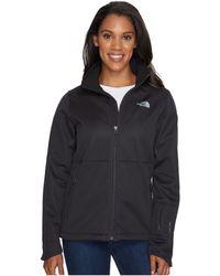 The North Face - Apex Risor Jacket (tnf Medium Grey Heather) Women's Coat - Lyst
