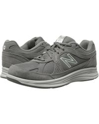 New Balance - Mw877 (grey) Men's Shoes - Lyst