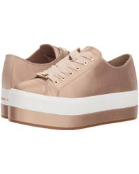 MICHAEL Michael Kors - Ronnie Sneaker (black Satin) Women's Shoes - Lyst