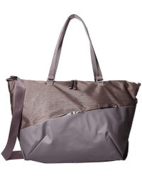 37cb7a4cc3 The North Face - Electra Tote Se - Large (rabbit Grey rabbit Grey Copper
