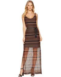 Sanctuary - Horizon Maxi Dress (horizon Stripe) Women's Dress - Lyst