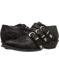 Old Gringo - Roxy Shoe Boot (black) Cowboy Boots - Lyst