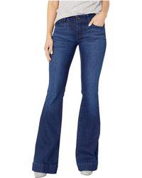 dc29b721974c J Brand - Lovestory Flare Jeans In Nebula (nebula) Women s Jeans - Lyst