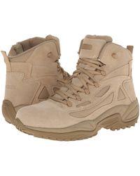 Reebok - Rapid Response 6 (desert Tan) Men's Work Boots - Lyst