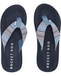 94551ab2505 Rocket Dog - Spotlight 2 (blue navy Plaza) Women s Sandals - Lyst