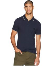 Original Penguin - Short Sleeve Patch Logo Daddy Polo (dark Sapphire) Men's Clothing - Lyst