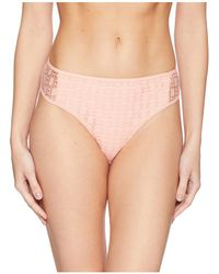 Kenneth Cole - Lacy Days Contrast Side Hipster Bottom - Lyst