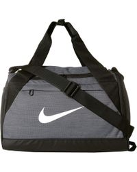 Nike - Brasilia Extra Small Training Duffel Bag (black black white) Duffel 225951e865fad