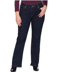 Levi's - Levi's(r) Plus 415 Classic Bootcut (storm Rider) Women's Jeans - Lyst