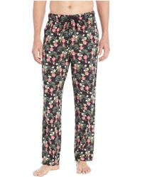 Tommy Bahama - Printed Knit Pants (floral Leaves) Men's Casual Pants - Lyst